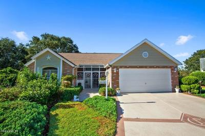 The Villages Single Family Home For Sale: 1605 Chavez Court