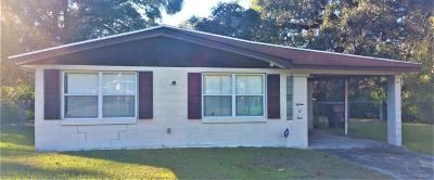 Ocala Single Family Home For Sale: 1504 NW 19th Court