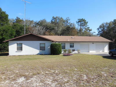 Williston Single Family Home For Sale: 471 E Country Club Drive