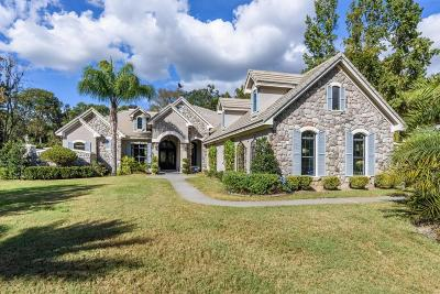 Ocala FL Single Family Home For Sale: $1,600,000
