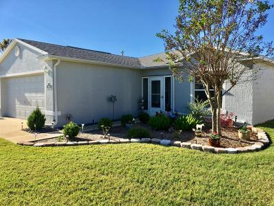 Ocala Single Family Home For Sale: 15862 SW 16th Avenue Road