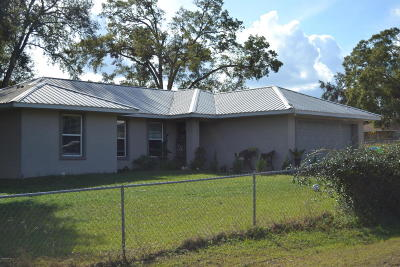 Single Family Home For Sale: 8778 SE 156th Place