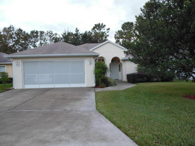 Ocala Single Family Home For Sale: 11640 SW 72nd Circle