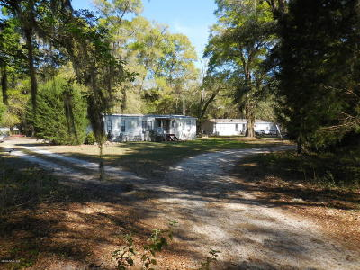 Mobile/Manufactured For Sale: 8413 NW 145th Avenue Road
