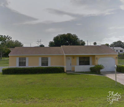 Ocala Single Family Home For Sale: 1130 Hickory Road