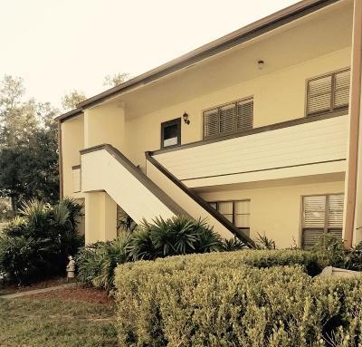 Ocala Condo/Townhouse For Sale: 2432 NE 7th Street #8