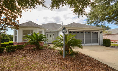 Ocala Single Family Home For Sale: 9634 SW 92nd Place Road