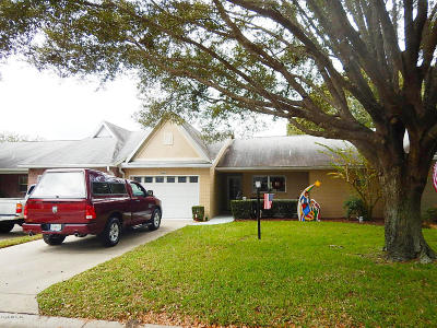 Ocala Single Family Home For Sale: 9380 SW 84th Terrace #B