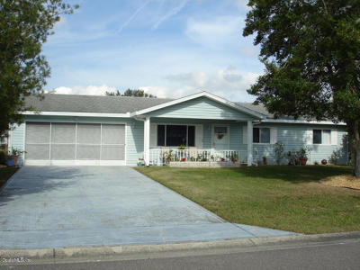 Spruce Creek So Single Family Home Pending: 10155 SE 179 Place