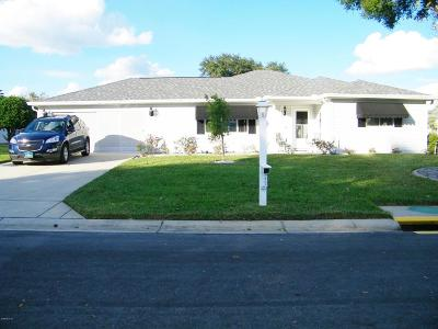 Dunnellon Single Family Home For Sale: 11227 SW 138th Place