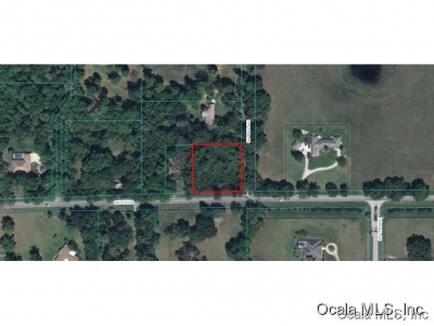Ocala Residential Lots & Land For Sale: SW Tbd 87th Place