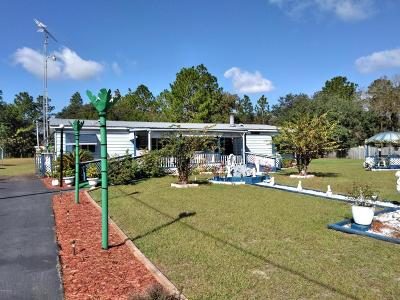 Lake Tropicana Ranchettes Mobile/Manufactured For Sale: 4550 SW 186th Court