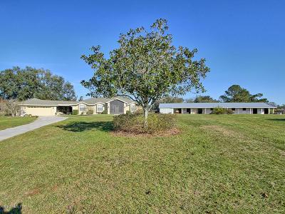 Reddick Farm For Sale: 9201 W Highway 316
