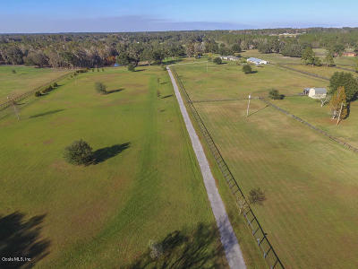 Marion County Farm For Sale: 9201 W Hwy 316