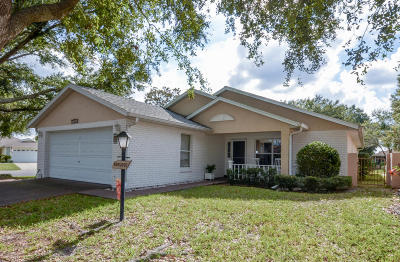 Ocala Single Family Home For Sale: 9200 SW 92nd Place Road