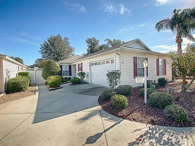 The Villages FL Single Family Home For Sale: $289,900