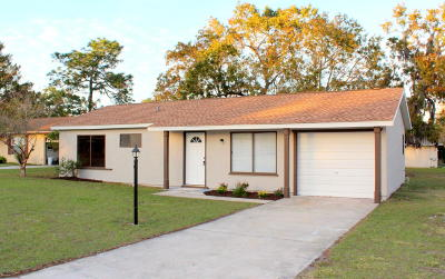 Ocala Single Family Home For Sale: 8771 SE 87th Terrace
