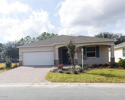Ocala Single Family Home For Sale: 8344 SW 79th Circle