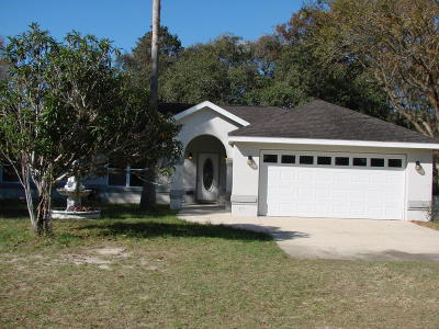 Dunnellon Single Family Home For Sale: 11188 SW 110th Avenue
