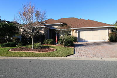 Ocala Single Family Home For Sale: 8778 SW 82nd Court Road