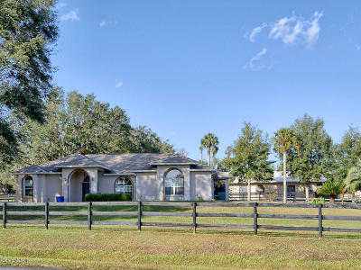Ocala Farm For Sale: 5861 NW 96th Lane