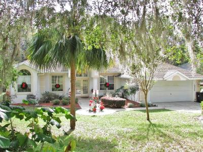 Dunnellon Single Family Home For Sale: 18966 SW 93rd Loop