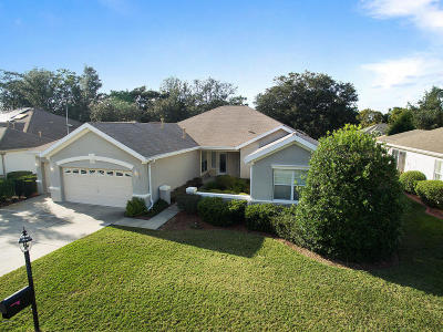 Summerfield Single Family Home For Sale: 12824 SE 91st Terrace Road