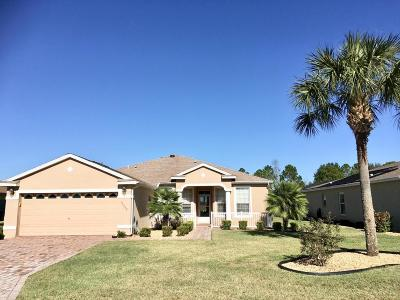 Marion County Single Family Home For Sale: 15569 SW 13th Circle