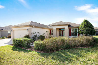 Spruce Creek Gc Single Family Home For Sale: 11707 SE 91st Circle