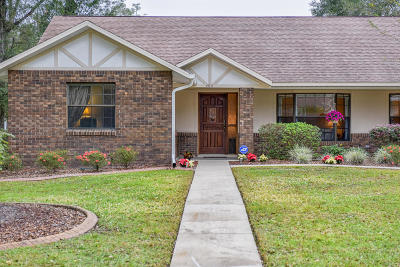 Marion County Single Family Home For Sale: 4611 SE 14th Street