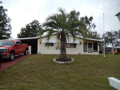 Ocala Single Family Home For Sale: 9921 SW 102nd Lane