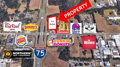 Ocala Residential Lots & Land For Sale: 3621 W W Silver Springs Blvd