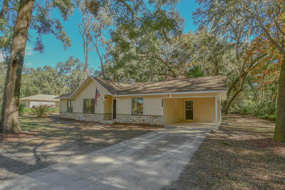 Belleview Single Family Home For Sale: 3385 SE 132nd Place