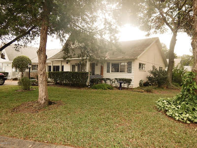 Ocala Single Family Home For Sale: 8878 SW 90th Lane #D