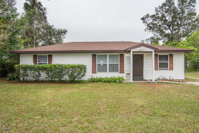Ocala Single Family Home For Sale: 2022 SW Fort King Street