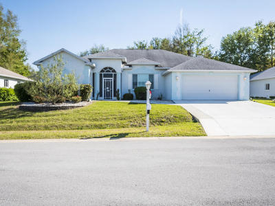 Ocala Single Family Home For Sale: 5898 NW 21st Street