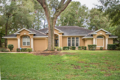 Ocala Single Family Home For Sale: 5579 SE 44th Circle