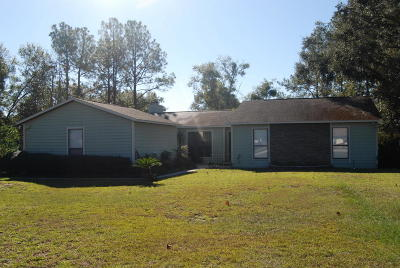 Ocala Single Family Home For Sale: 4620 SW 21st Place