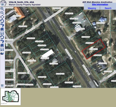 Summerfield Residential Lots & Land For Sale: Hwy 441