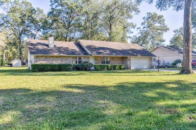 Ocala Single Family Home For Sale: 3355 NE 26th Court
