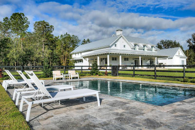 Ocala Farm For Sale: 12005 NW 80th Place