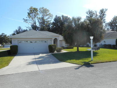 Ocala Single Family Home For Sale: 11051 SW 73rd Court