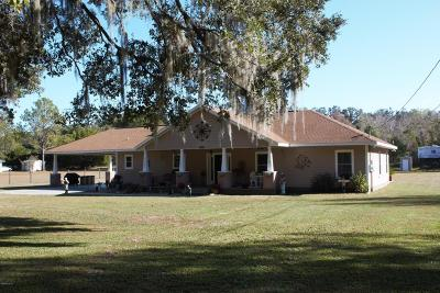 Marion County Single Family Home For Sale: 6025 NE 19th Court