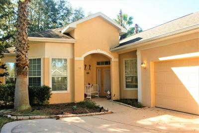 Ocala Single Family Home For Sale: 2653 SW 20 Circle