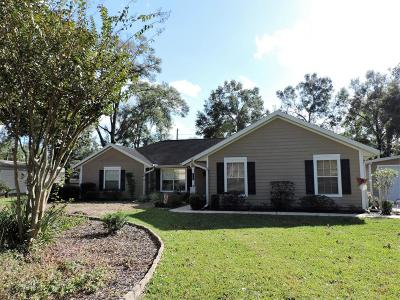 Ocala Single Family Home For Sale: 4900 SE 7th Place
