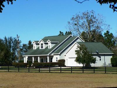 Dunnellon Farm For Sale: 20673 SW 5th Place