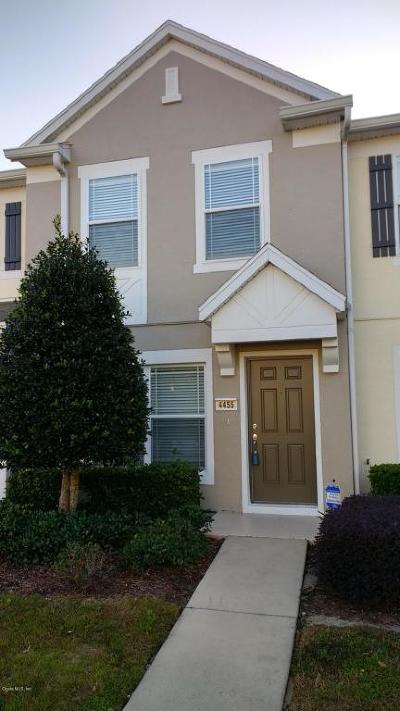 Ocala Condo/Townhouse For Sale: 4455 SW 49th Avenue
