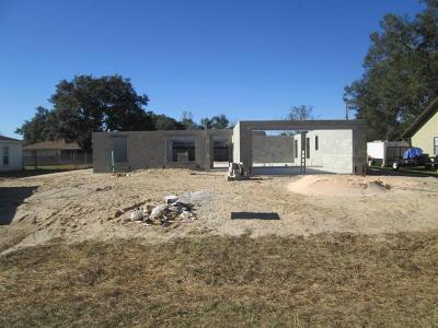 Ocala Single Family Home For Sale: 15 Teak Road