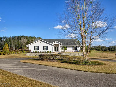Marion County Farm For Sale: 11965 NW 110th Avenue