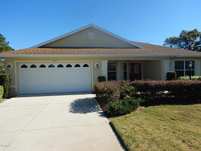 Ocala Single Family Home For Sale: 9471 SW 92nd Court